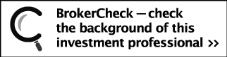 Investment broker background check